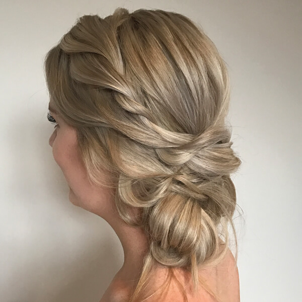 Entwined Hairstyles