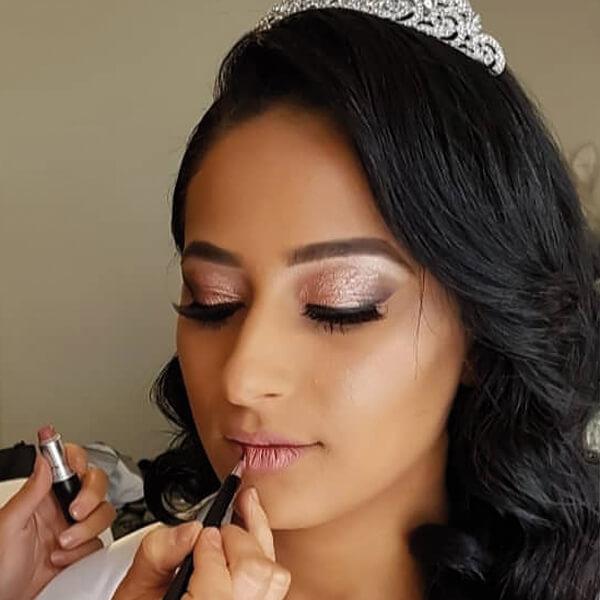Sarah Taggert Makeup